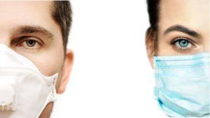 Masques Chirurgicaux Type I, Type II, Type IIR, FFP2 Que Choisir