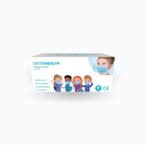 Masques Chirurgicaux Type II Enfant